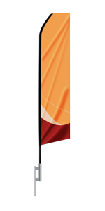 Econo Feather Flag